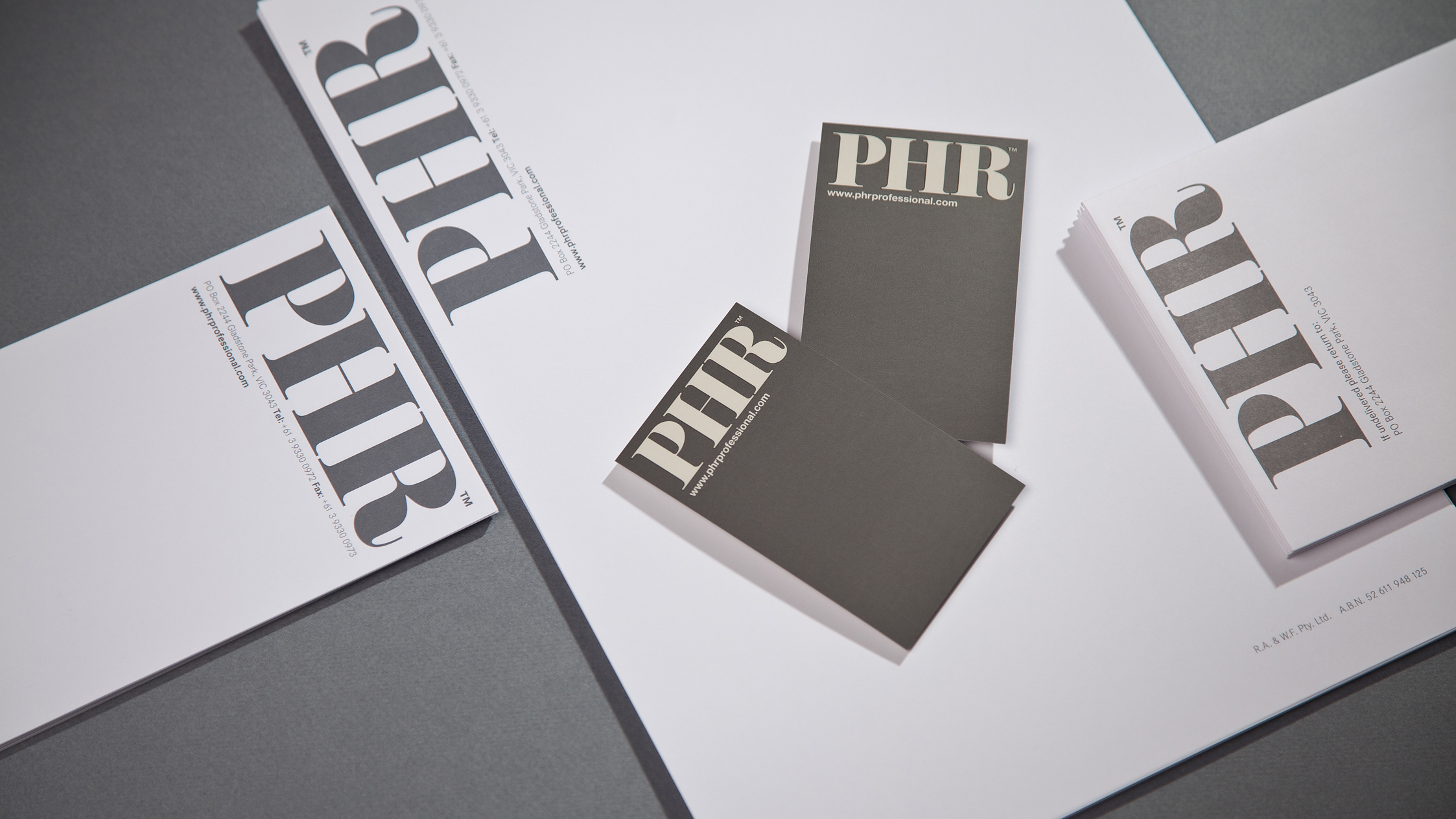 PHR Collateral