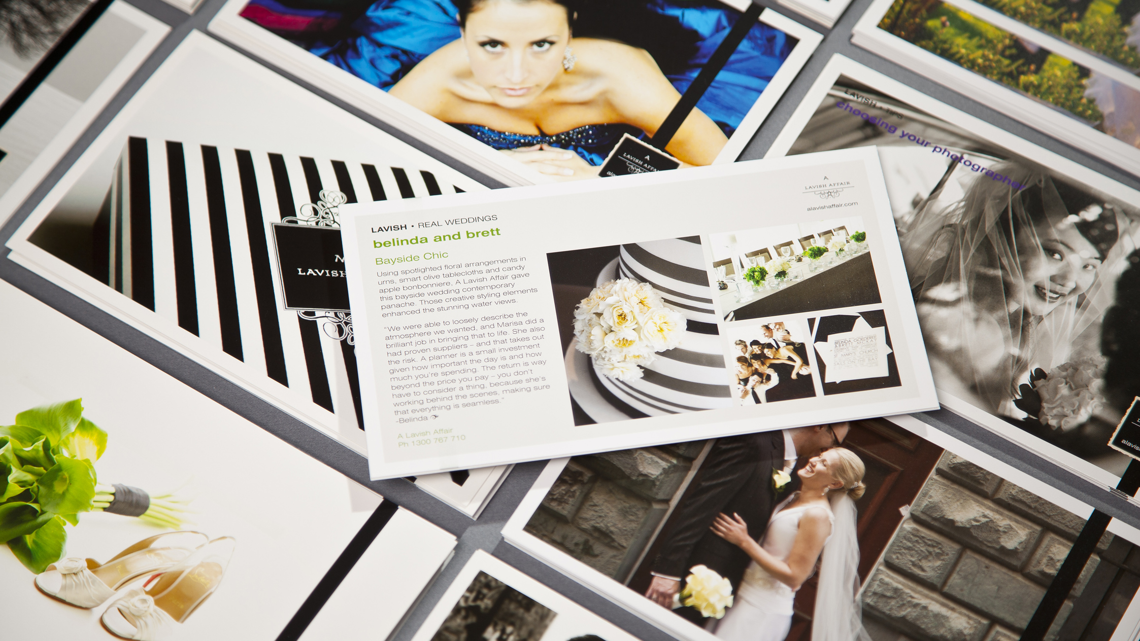A Lavish Affair Brochure
