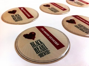 American Brown Ale Decal