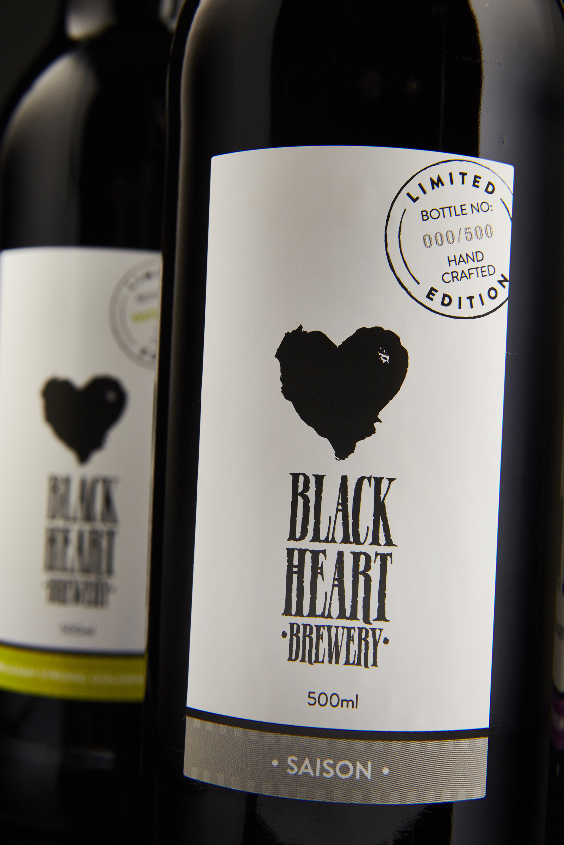 Black Heart Brewery Limited Edition